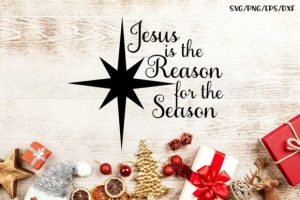Jesus-Is-The-Reason-For-The-Season-by-Sheryl-Holst-580x387