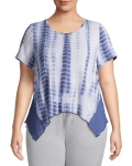 como-blu-womens-plus-size-tie-dye-sharkbite-hem-tee-with-lace-detail