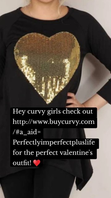 Hey curvy girls check out http://www.buycurvy.com/#a_aid=Perfectlyimperfectpluslife for the perfect valentine's outfit! ♥️
